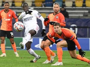 Labdarúgás BL: A Sahtar Ukrajnában is legyőzte a Real Madridot - A cikkhez tartozó kép
