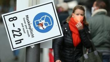 Meghosszabbítják a járvány miatti korlátozásokat Németországban január 10-ig - illusztráció