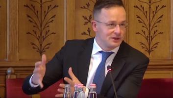 Szijjártó: Állandó megfélemlítésben élnek a magyarok Ukrajnában - illusztráció