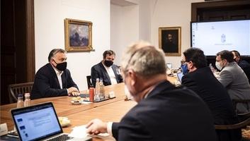 Orbán: Hétfőn döntések várhatók a járványhelyzettel kapcsolatban - illusztráció