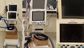 Szabadka: Egyre több fertőzött szorul gépi lélegeztetésre - illusztráció
