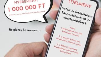 Videó- és fotópályázat Kárpát-medencei és diaszpórában élő középiskolások és egyetemisták részére - illusztráció
