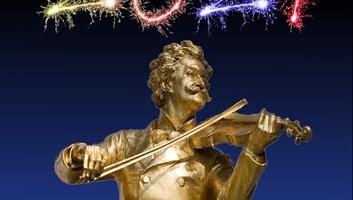 Közönség nélkül tartják meg a Bécsi Filharmonikusok újévi koncertjét - illusztráció