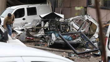 Egy ember meghalt, ketten megsérültek egy belgrádi robbanásban - illusztráció