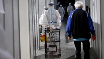 Szombati szerbiai koronavírus-mérleg: Majdnem 7000 új fertőzött és 57 halálos áldozat - illusztráció