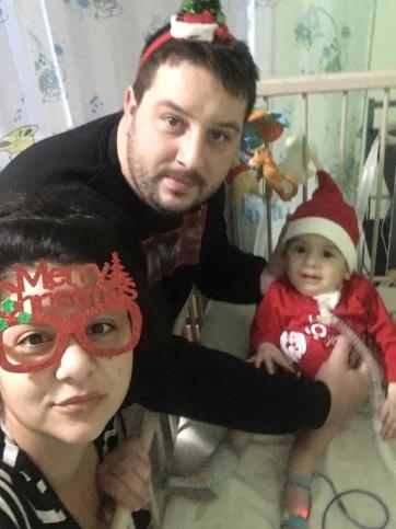 Célegyenesben a gyűjtés, Olivér január végén megkezdheti az életmentő terápiát - A cikkhez tartozó kép