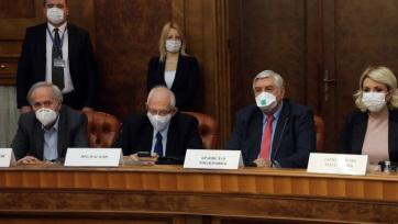 Döntött a válságstáb: Hatályban maradnak a meglévő intézkedések Szerbiában - A cikkhez tartozó kép