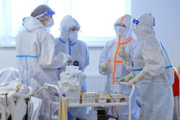 Kétezer felett az új fertőzöttek száma Szerbiában - A cikkhez tartozó kép