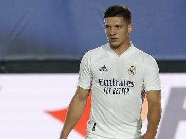 Labdarúgás: Jović kölcsönbe visszatér a Frankfurthoz - A cikkhez tartozó kép