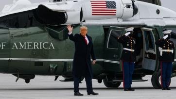 Az amerikai képviselőház megszavazta a Trump felmentését célzó eljárás megindítását - A cikkhez tartozó kép