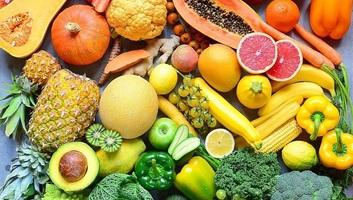 Kevés zöldséget és gyümölcsöt fogyasztanak a szerbiai gyerekek - illusztráció