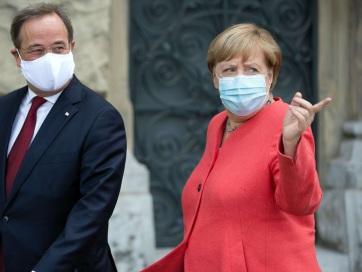 Kilépni Merkel árnyékából - A cikkhez tartozó kép