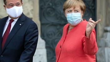 Kilépni Merkel árnyékából - illusztráció