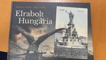Trianon 100: Korabeli képeslapokból készült történelmi album - illusztráció