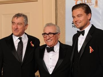 Martin Scorsese ismét Leonardo DiCaprióval forgat - A cikkhez tartozó kép