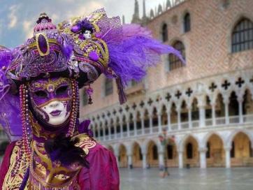 Velence 70 millió eurót veszít a hagyományos karnevált kísérő tömeg elmaradása miatt - A cikkhez tartozó kép