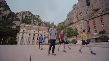 Rómában lesz a Szent Ignác útja című dokumentumfilm nemzetközi bemutatója - A cikkhez tartozó kép