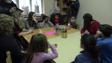 A Vajdasági Baráti Egyesület adománya a Horgosi tanodának - A cikkhez tartozó kép