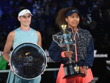 Australian Open: Oszaka a női bajnok - A cikkhez tartozó kép