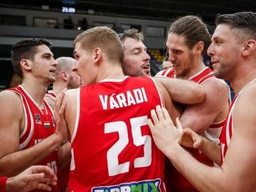 Kosárlabda: Kijutott az Eb-re a magyar válogatott - A cikkhez tartozó kép