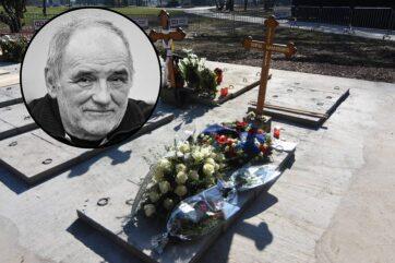 Eltemették Đorđe Balaševićet - A cikkhez tartozó kép