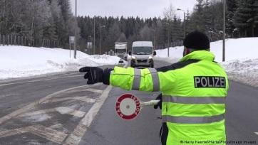 Meghosszabbították a mutációk terjedése miatt bevezetett határellenőrzéseket Németországban - A cikkhez tartozó kép