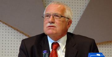 Václav Klaus volt cseh államfő megfertőződött a koronavírussal - A cikkhez tartozó kép