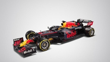 F1: Bemutatkozott az új Red Bull - illusztráció