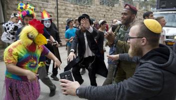Purim, a zsidó örömünnep - illusztráció