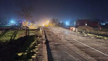 Súlyos közúti baleset történt Topolya bejáratánál - illusztráció
