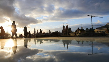 Napi melegrekordot mértek Moszkvában - illusztráció