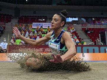 Atlétika: Ivana Španović megsérült, nem indul a fedett pályás Eb-n - A cikkhez tartozó kép