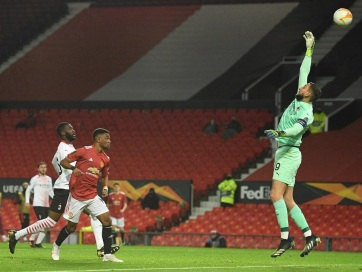 Labdarúgás El: Ikszelt a Manchester United a Milannal - A cikkhez tartozó kép