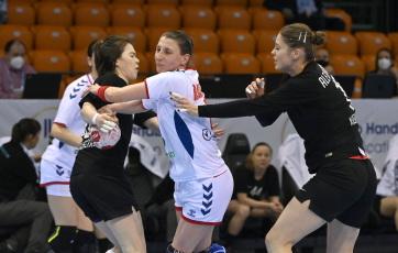 Női kézilabda olimpiai selejtező: Szerbia győzelemmel búcsúzott - A cikkhez tartozó kép