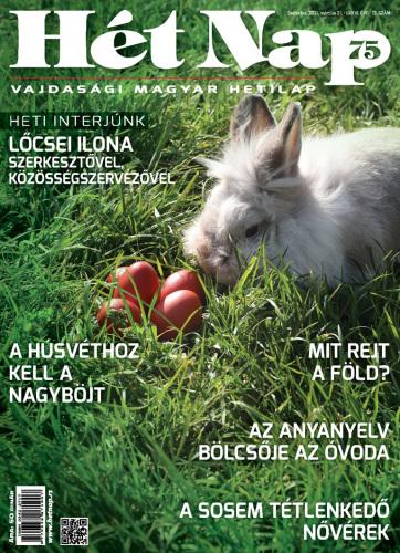 Hét Nap (március 31.): Barka és piros tojás - A cikkhez tartozó kép