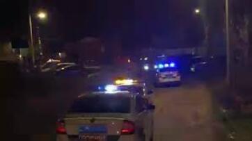 Belgrád: Két koronabulit oszlattak fel a rendőrök éjszaka - A cikkhez tartozó kép