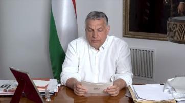 Orbán: A beoltottak száma elérte a 2,5 milliót - A cikkhez tartozó kép