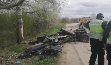 Két fiatal halt meg a Pancsova közelében történt balesetben - A cikkhez tartozó kép