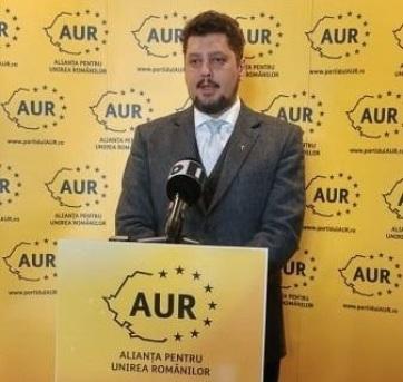 Az AUR szövetségre lépne az RMDSZ-szel az ukrajnai románok és magyarok védelmében - A cikkhez tartozó kép