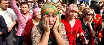 Halálra ítéltek két ujgur vezetőt szeparatizmus vádjával Kínában - A cikkhez tartozó kép