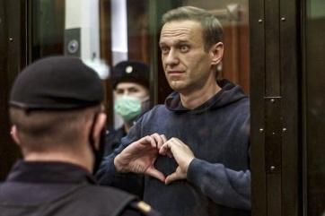 Nagyon beteg lett Alekszej Navalnij a börtönben - A cikkhez tartozó kép