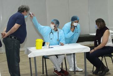 Szerbiában mától minden településen előzetes bejelentkezés nélkül lehet felvenni a védőoltást - A cikkhez tartozó kép
