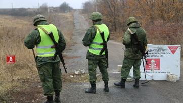 Újabb katona esett el a Donyec-medencei fronton - A cikkhez tartozó kép