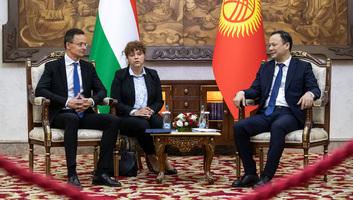 Svet: Zajednički razvojni fond Mađarske i Kirgistana - illusztráció