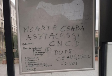 Halálos fenyegetést kapott Asztalos Csaba, a romániai diszkriminációellenes tanács elnöke - A cikkhez tartozó kép