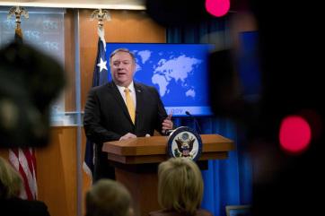 Külsős munkatársként alkalmazza Mike Pompeo volt amerikai külügyminisztert a Fox News - A cikkhez tartozó kép