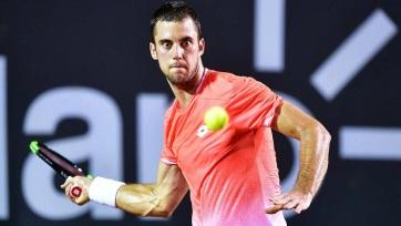 Tenisz: Györe László elődöntős Cagliariban - A cikkhez tartozó kép