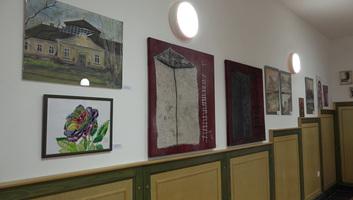 Horgosi művészek állandó tárlata - illusztráció