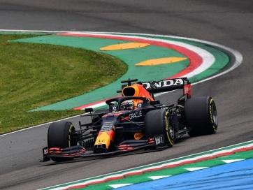 F1: Verstappen nyert Imolában - A cikkhez tartozó kép
