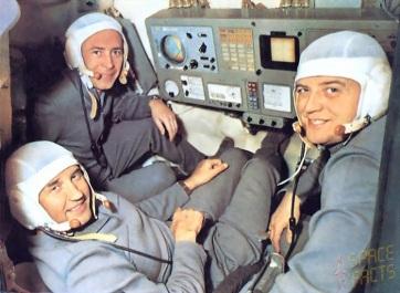 Az első űrállomás, az első haláleset az űrben – 50 éve indult útjára a tragikus történetű Szaljut-1 - A cikkhez tartozó kép